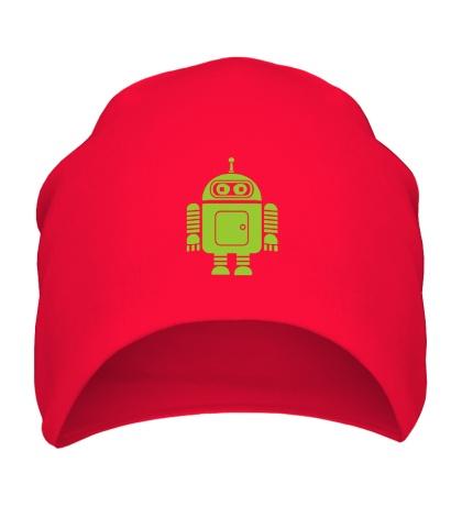 Шапка Андроид-бендер