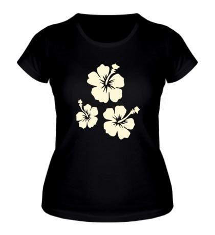 Женская футболка Цветысвет