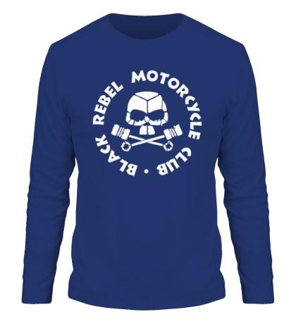 Мужской лонгслив Black Rebel Motorcycle Club