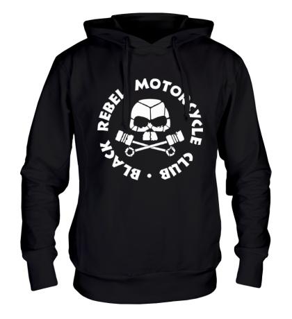 Толстовка с капюшоном Black Rebel Motorcycle Club