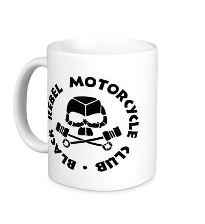 Керамическая кружка Black Rebel Motorcycle Club