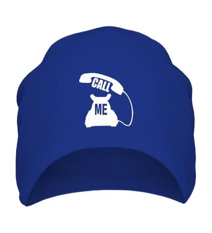 Шапка Позвони мне