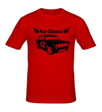 Мужская футболка ВАЗ 2102