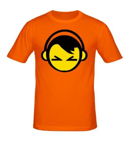Мужская футболка DJ Smile
