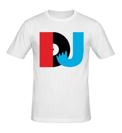 Мужская футболка DJ Retro