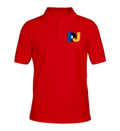 Рубашка поло DJ Retro