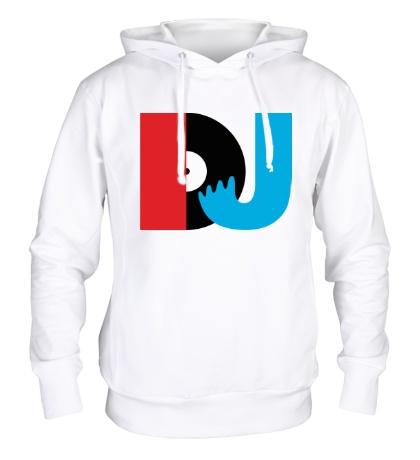 Толстовка с капюшоном DJ Retro