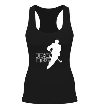 Женская борцовка Русский хоккей