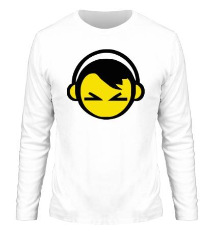 Мужской лонгслив DJ Smile