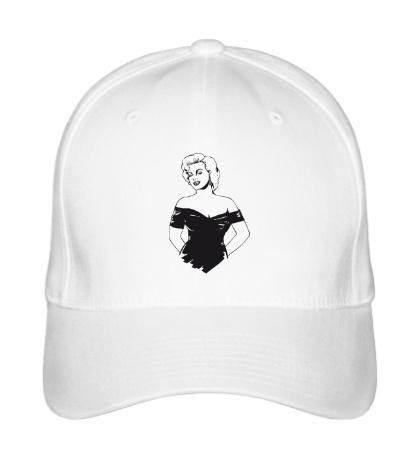 Бейсболка Marilyn Monroe