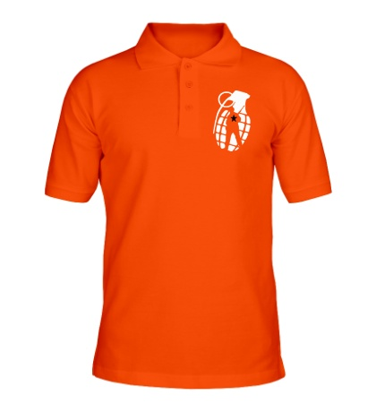 Рубашка поло Граната солдата
