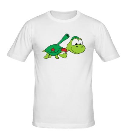 Мужская футболка Боевая черепаха