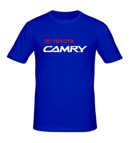 Мужская футболка Toyota Camry