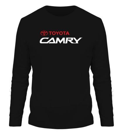 Мужской лонгслив Toyota Camry