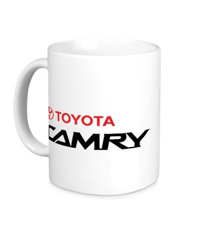 Керамическая кружка Toyota Camry