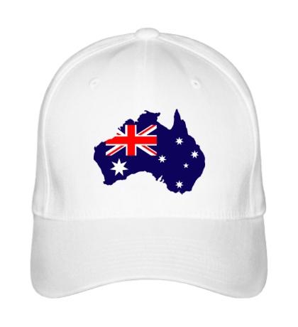 Бейсболка Карта Австралии