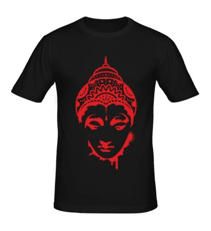 Мужская футболка Будда