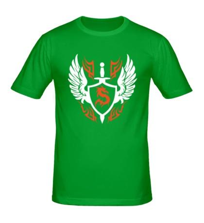 Мужская футболка Орден дракона