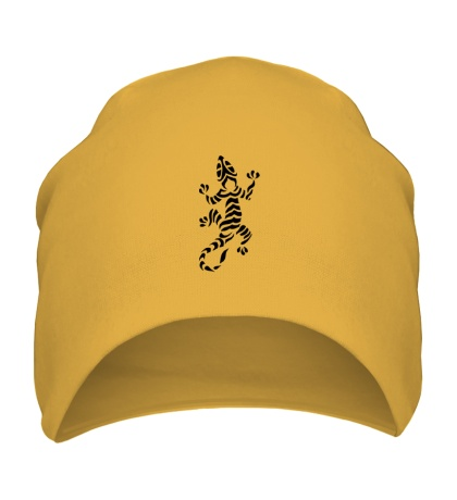 Шапка Полосатая ящерица