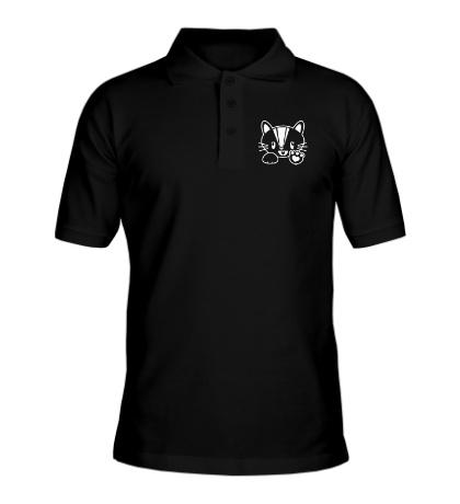 Рубашка поло Киса