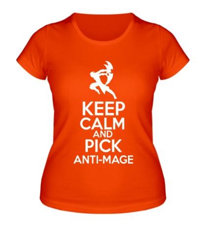 Женская футболка Pick antimage