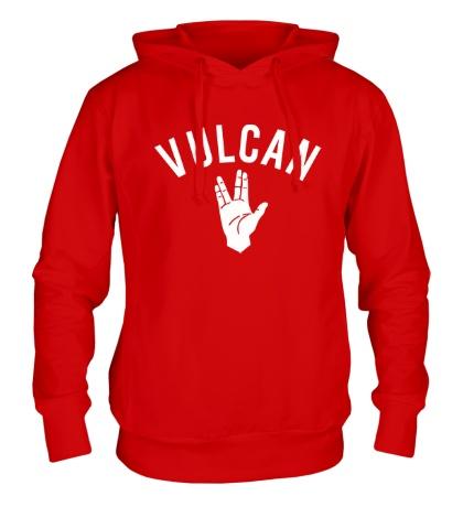 Толстовка с капюшоном Vulcan
