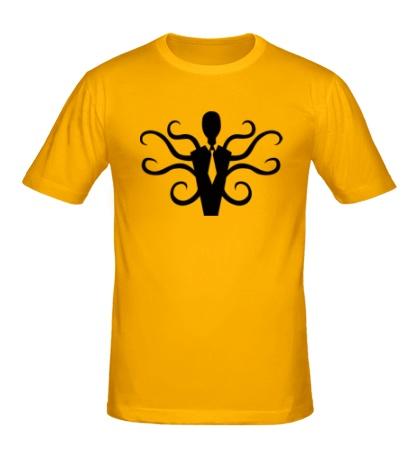 Мужская футболка Slender
