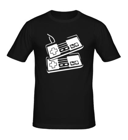 Мужская футболка Dendy Joysticks