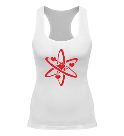 Женская борцовка Атомное сердце