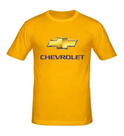 Мужская футболка Chevrolet