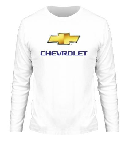 Мужской лонгслив Chevrolet