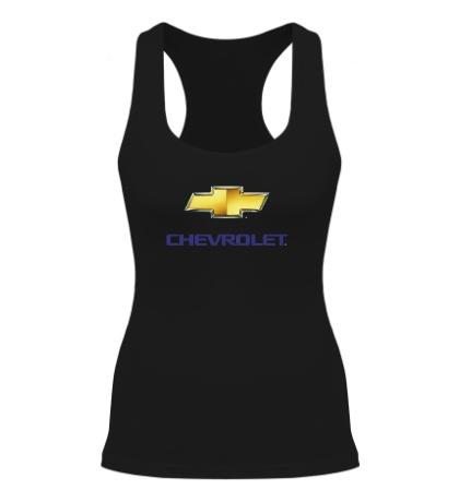 Женская борцовка Chevrolet