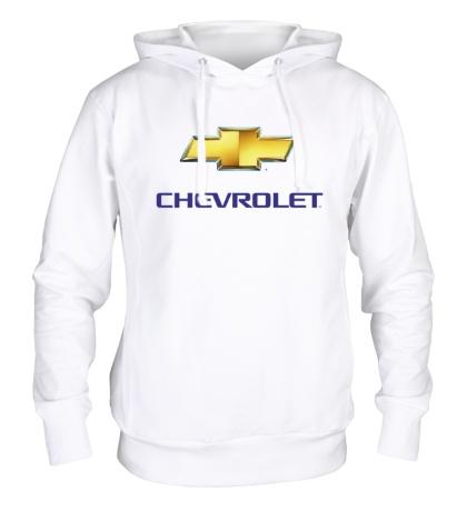 Толстовка с капюшоном Chevrolet