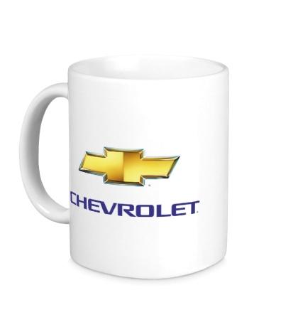 Керамическая кружка Chevrolet