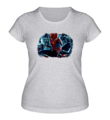 Женская футболка Новый Человек-паук