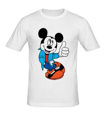 Мужская футболка Good Mickey