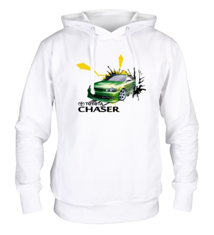 Толстовка с капюшоном Toyota Chaser full color