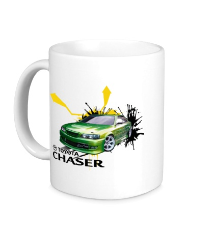 Керамическая кружка Toyota Chaser full color