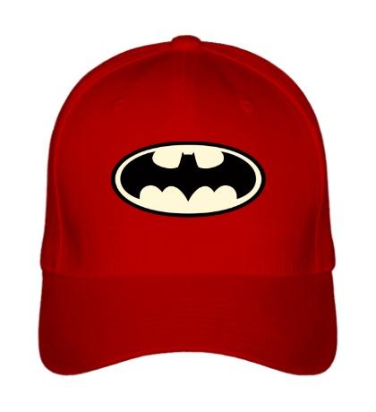 Бейсболка Светящийся Бэтмен