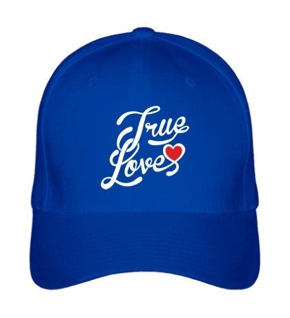 Бейсболка True love