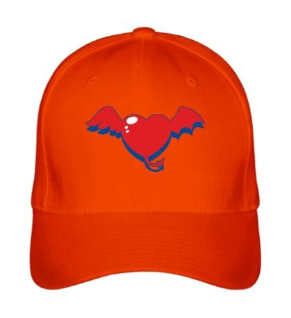 Бейсболка Демоническое сердце