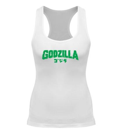 Женская борцовка Godzilla