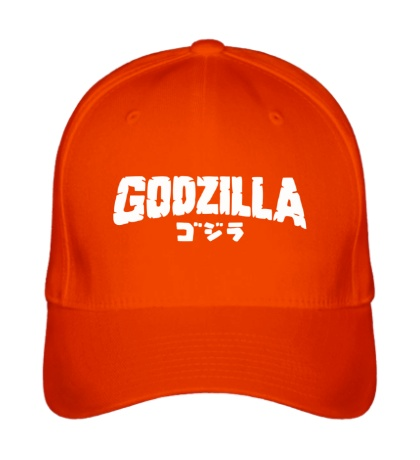 Бейсболка Godzilla