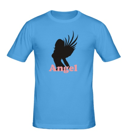 Мужская футболка Dark Angel