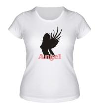 Женская футболка Dark Angel