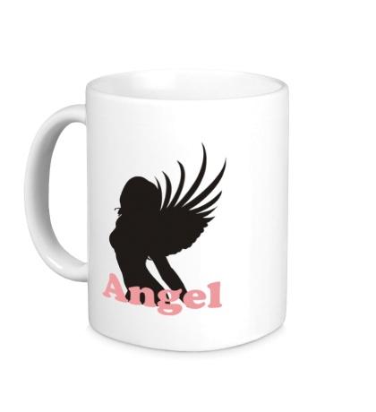 Керамическая кружка Dark Angel