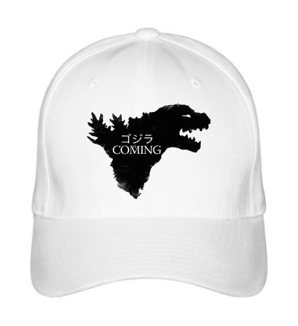 Бейсболка Godzilla is COMING vintage