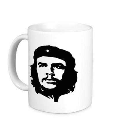 Керамическая кружка Че Гевара