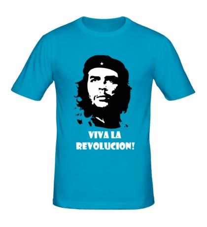 Мужская футболка Che Guevara: Viva La Revolution