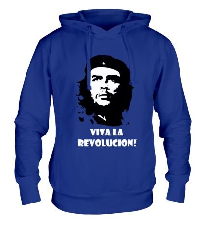 Толстовка с капюшоном Che Guevara: Viva La Revolution